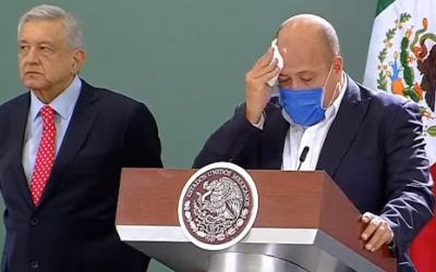 APARADOR POLÍTICO: ALFARO Y SUS SUEÑOS DE SUCEDER EN LA PRESIDENCIA A AMLO