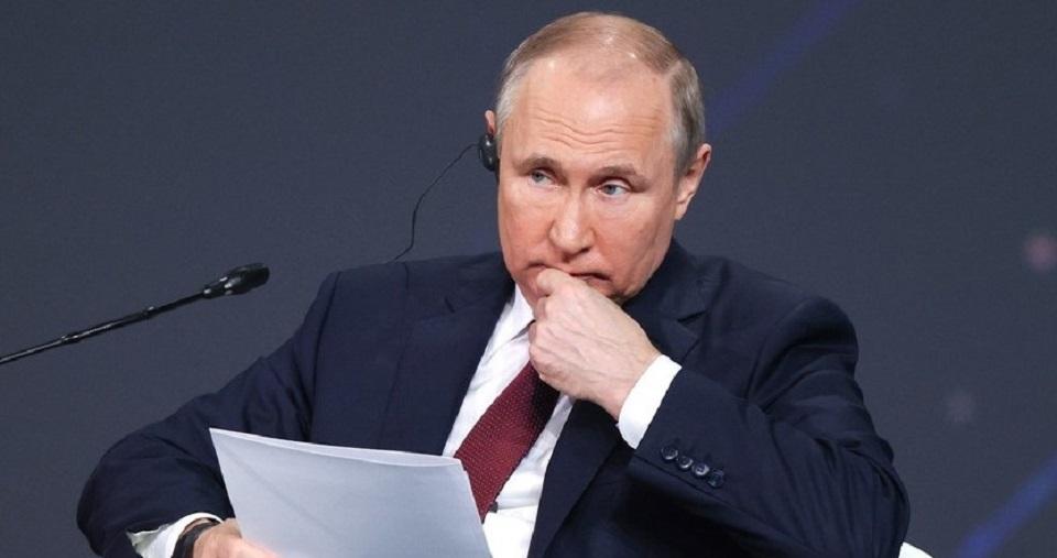 RUSIA NO TIENE NINGÚN DESACUERDO CON ESTADOS UNIDOS. ELLOS SÍ: PUTIN