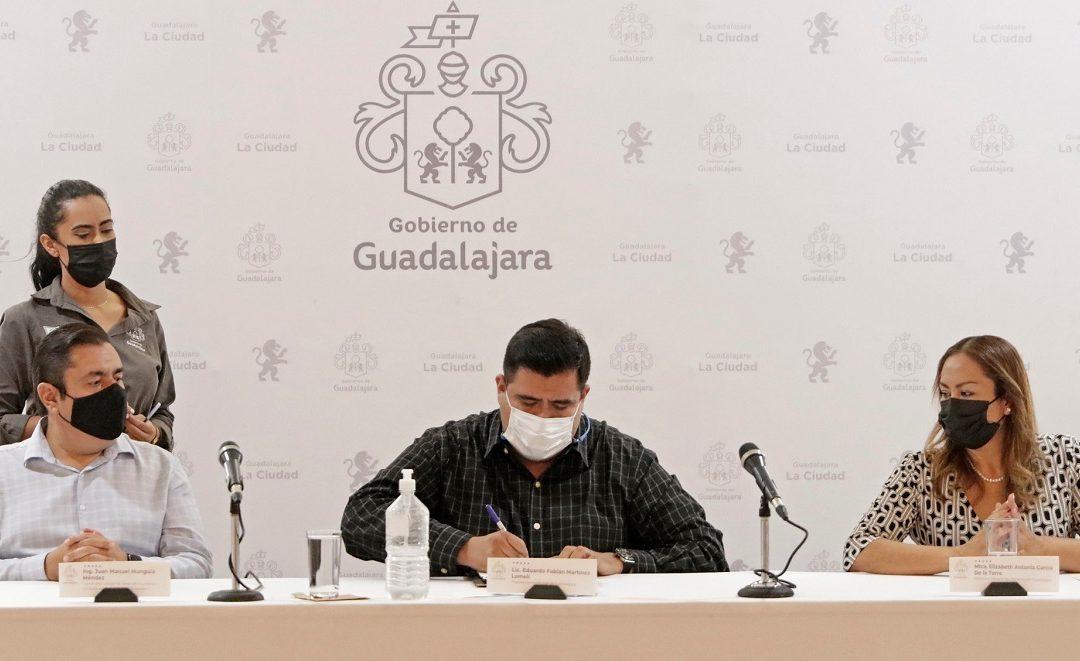 GDL BRINDA CONVENIO PARA ATENDER A PERSONAS EN SITUACIÓN DE CALLE