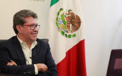 MÉXICO CONSOLIDA AUTÉNTICA DEMOCRACIA CON CONSULTA POPULAR: MONREAL