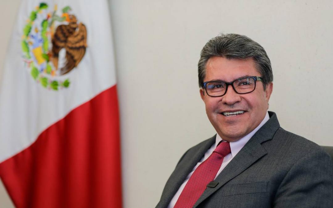 MONREAL PRESENTARÁ PROPUESTA DE LEY DE REVOCACIÓN DE MANDATO
