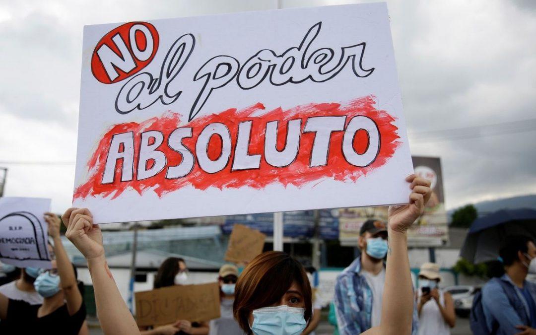 CIDH PIDE A EL SALVADOR RESPETAR LA INDEPENDENCIA DEL PODER JUDICIAL