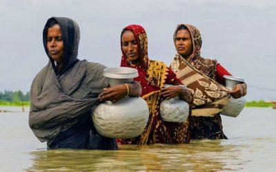 CAMBIO CLIMÁTICO PROVOCARÁ 216 MILLONES DE DESPLAZADOS EN EL AÑO 2050