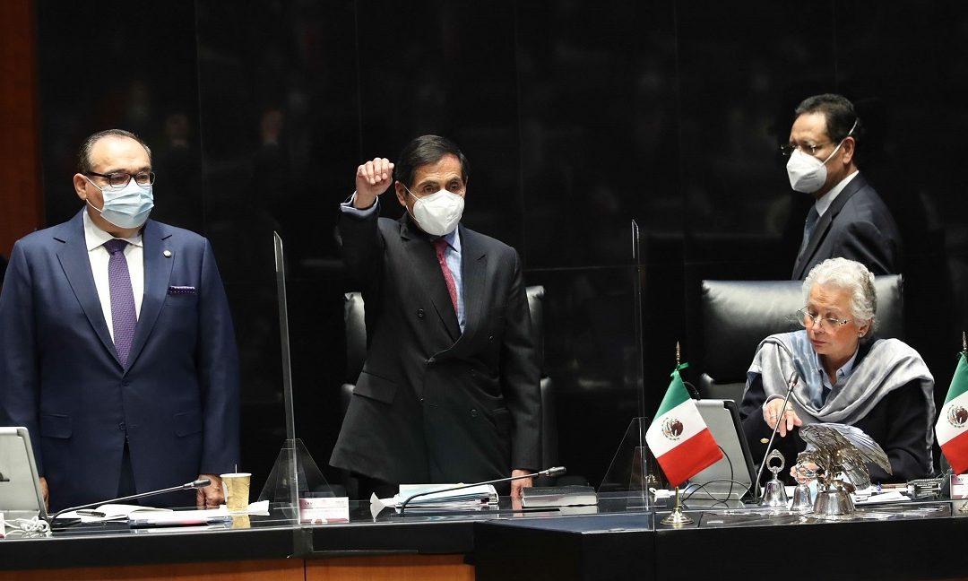 MÉXICO, EN FIRME PROCESO DE RECUPERACIÓN ECONÓMICA: ROGELIO RAMÍREZ DE LA O