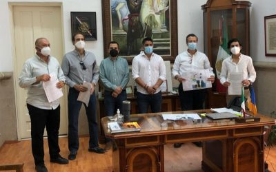 ACUERDAN TÉRMINO DE LITIGIOS ENTRE LA FLORESTA Y EL CLUB NÁUTICO Y DEPOTIVO