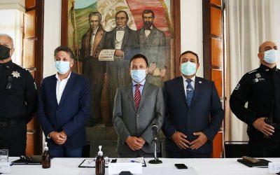GDL Y ZAPOPAN VAN POR UNA ASOCIACIÓN INTERMUNICIPAL DE SEGURIDAD
