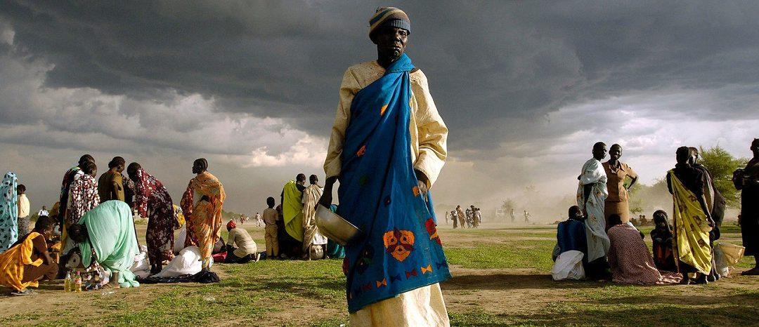 CAMBIO CLIMÁTICO AUMENTARÁ LA ESCASEZ DE ALIMENTOS EN ÁFRICA
